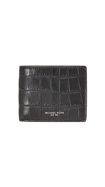 be6eff4cb37f Michael Kors Bryant Slim Billfold ...