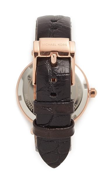 Michael Kors Миниатюрные часы Parker