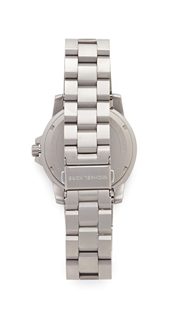 Michael Kors Titanium Paxton Watch