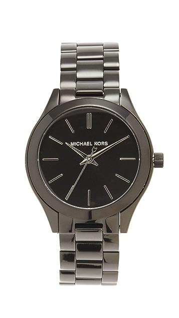 Michael Kors Mini Slim Runway Watch