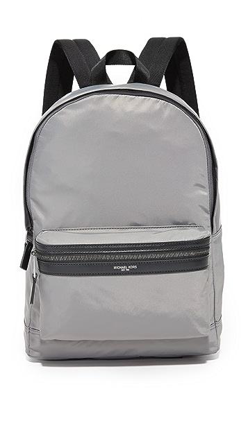 79f9b8a37ae2de Michael Kors Kent Nylon Backpack | EAST DANE