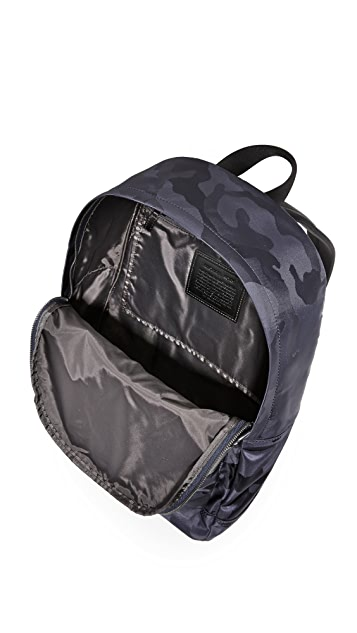 Michael Kors Kent Camo Nylon Backpack