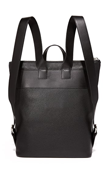 Michael Kors Jeremy Leather Backpack