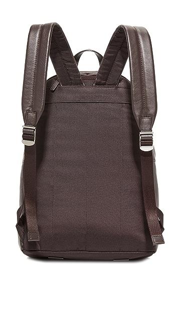 d0c5ee3e3db0 ... Michael Kors Odin Leather Backpack ...