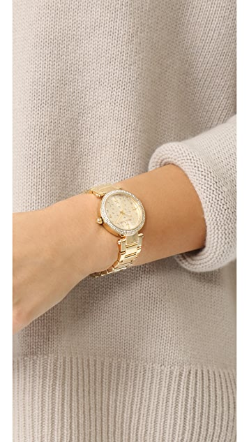 Michael Kors Mini Parker Watch