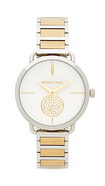 Michael Kors Portia Watch ... 8d3c788e38e3