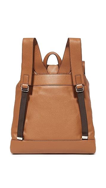 Michael Kors Johnny Leather Backpack
