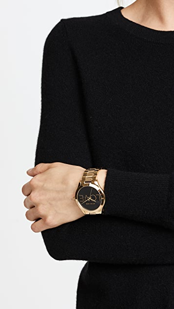 Michael Kors Logo Love Watch, 42mm