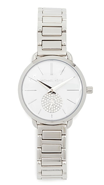 Michael Kors Petite Portia Watch, 28mm