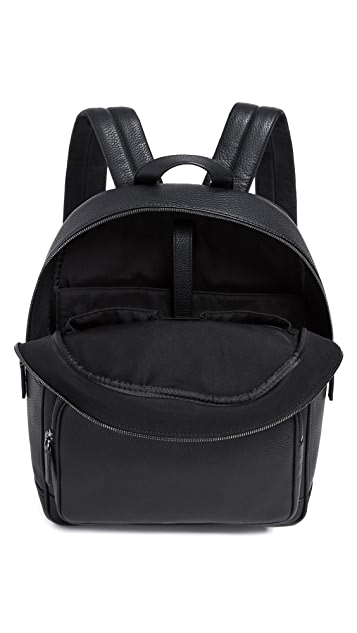 Michael Kors Bryant Pebble Backpack