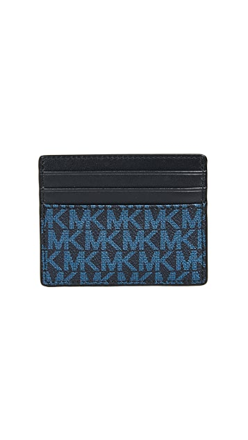 Michael Kors Jet Set Tall Card Case