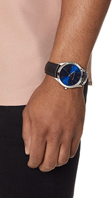 Michael Kors Slim Runway Watch, 43mm