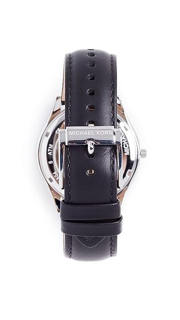 Michael Kors Slim Runway Watch, 43mm