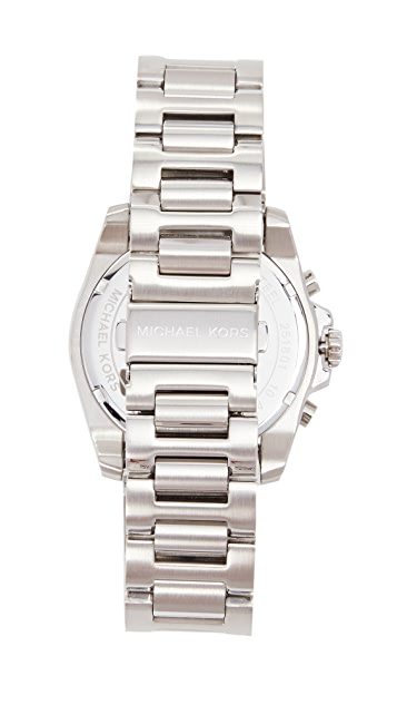 Michael Kors Brecken Stainless Steel Watch, 44mm