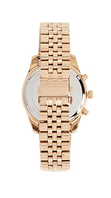 Michael Kors Lexington Chronograph Watch, 44mm