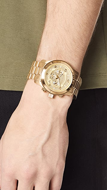 Michael Kors Runway Watch, 44mm