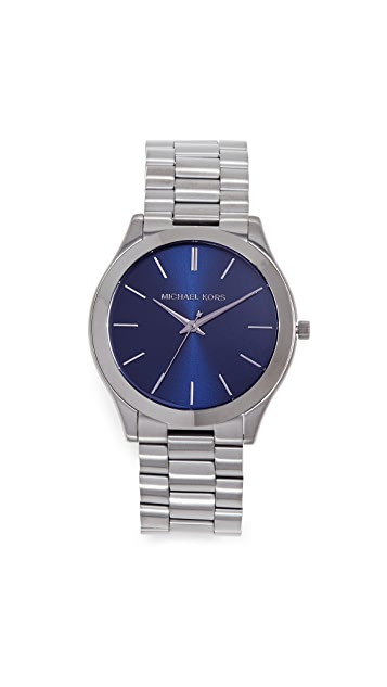Michael Kors Slim Runway Watch, 42mm