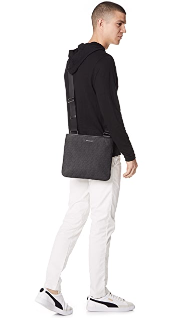 Michael Kors Flat Cross Body Bag