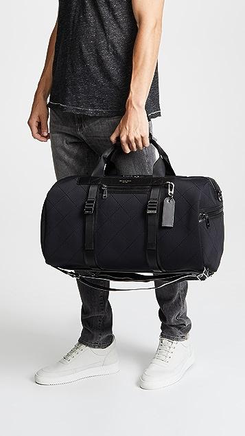 a21fd7c89b2f Michael Kors Odin Neoprene Convertible Duffel Backpack | EAST DANE