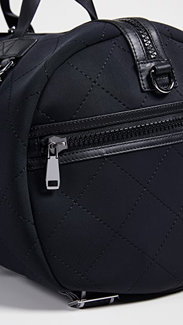 b9cd05299c008e Michael Kors Odin Neoprene Convertible Duffel Backpack | EAST DANE