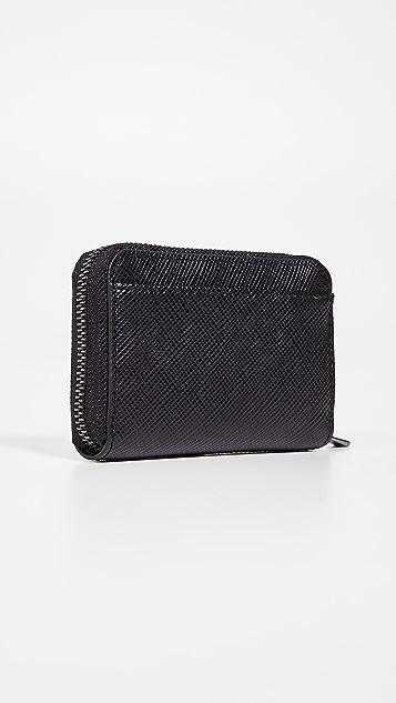 Michael Kors Harrison Coin Zip Wallet