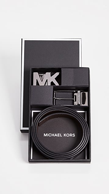 Michael Kors 4 in 1 Belt Box Set