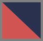Navy/Crimson
