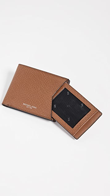 Michael Kors Harrison Wallet with Card Case