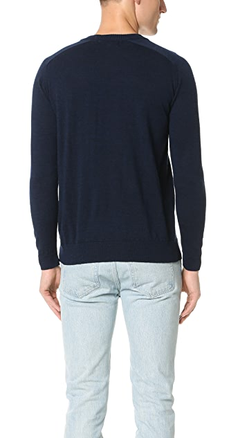 Maison Labiche Nouvelle Vague Sweater