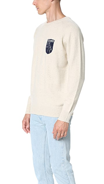 Monsieur Lacenaire Lacenaire Ski Club Sweater