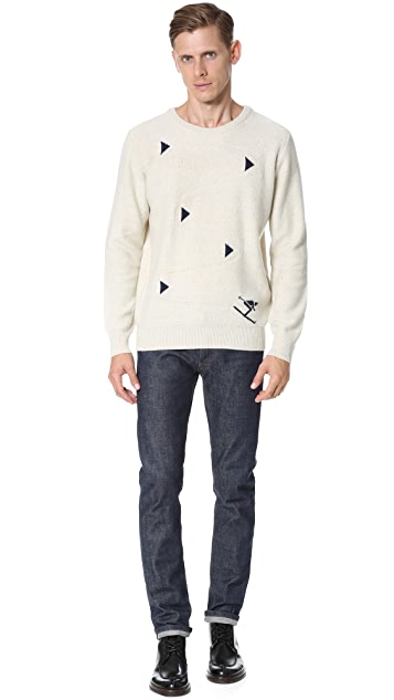 Monsieur Lacenaire Slalom Sweater