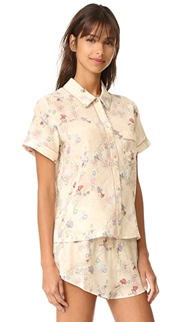 Morgan Lane Tami PJ Top
