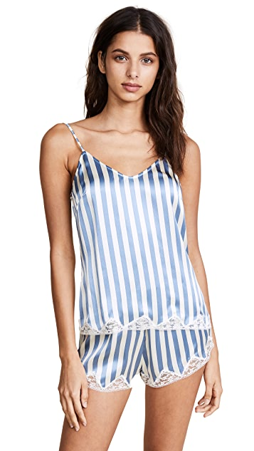 Morgan Lane Jac Cami Pajama Top
