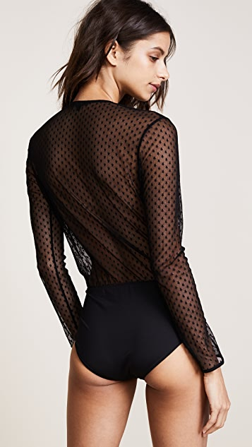 Morgan Lane Starr Bodysuit