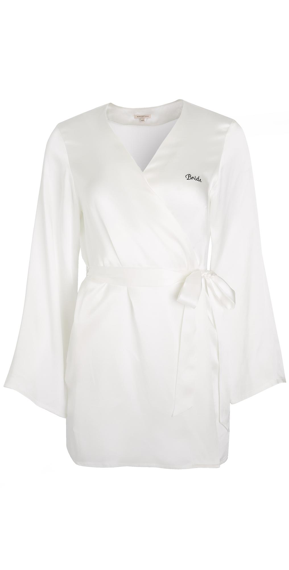 Morgan Lane Bride Robe