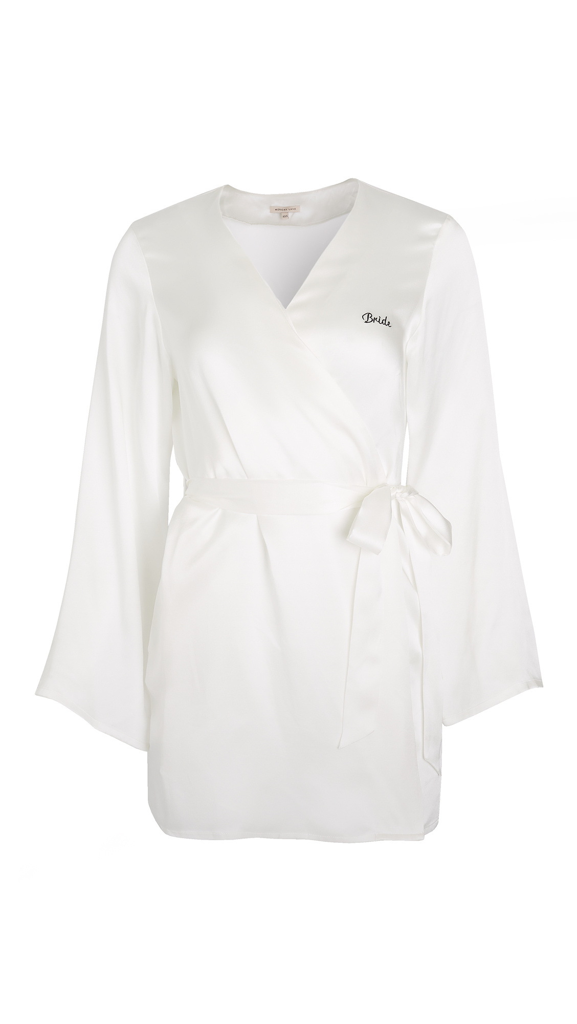 Morgan Lane Bride Robe
