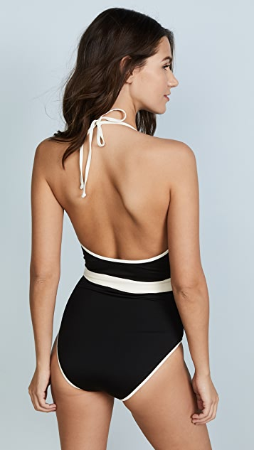 Morgan Lane Tate One Piece with Removable Belt
