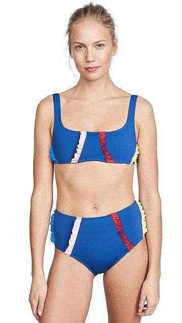 Morgan Lane Lusiana Bikini Top