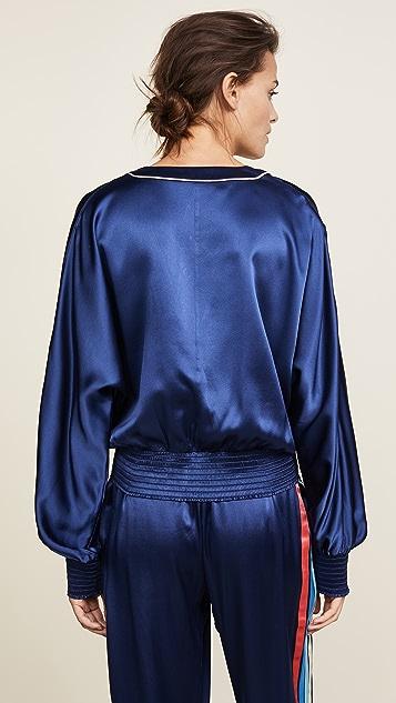 Morgan Lane Varsity PJ Jacket