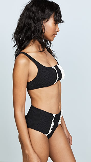 Morgan Lane Luisana High Waisted Bikini