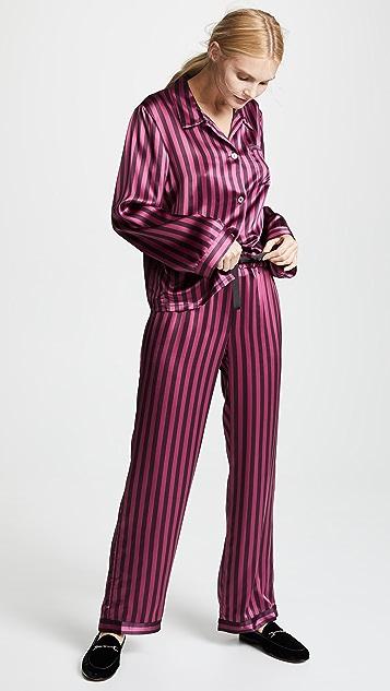 Morgan Lane Пижамные брюки Chantal