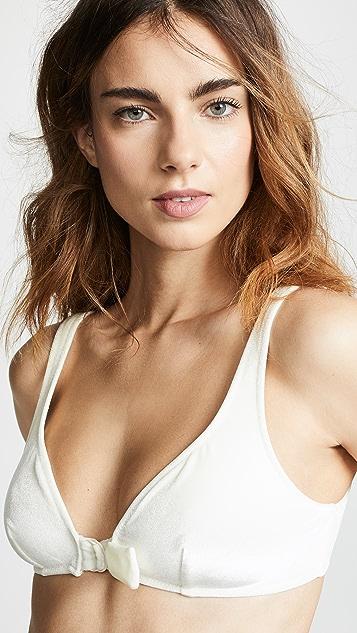 Morgan Lane Gwen Bikini Top