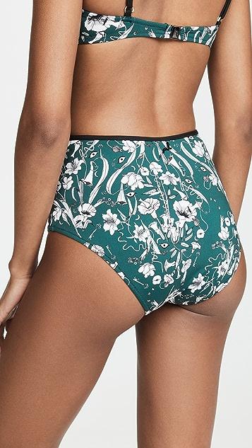 Morgan Lane x Chloe Gosselin Luna 比基尼泳裤
