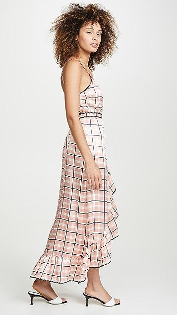 Morgan Lane Платье Sofia