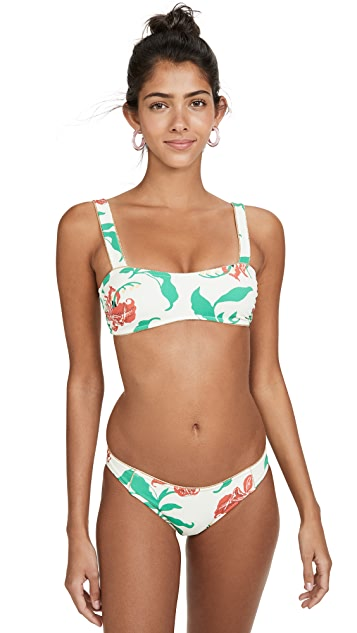 Morgan Lane Demi Bikini Top