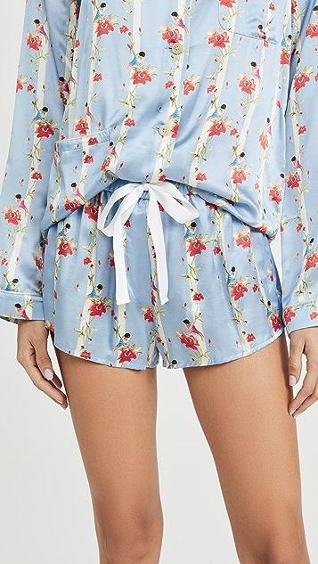 Morgan Lane Пижама с шортами Ruthie Martine