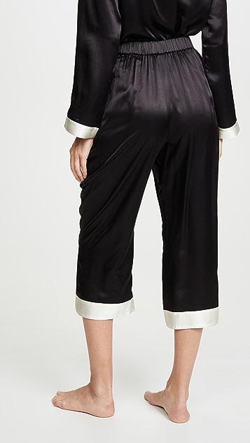 Morgan Lane Olive 睡裤