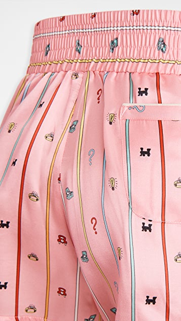 Morgan Lane x Monopoly Corey Shorts