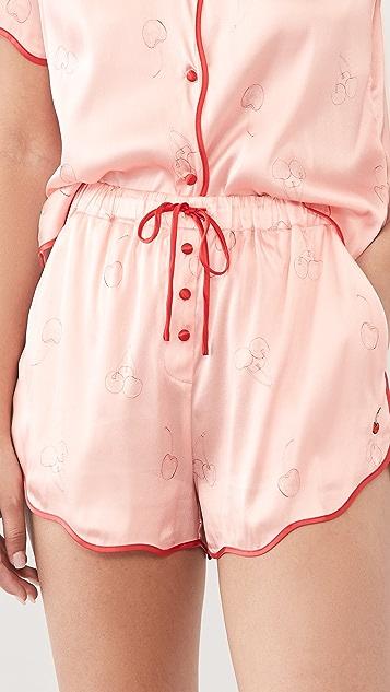 Morgan Lane Tally 短裤