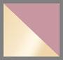 розовый турмалин/золото